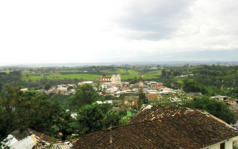 Municipio El Tambo, Departamento del Cauca